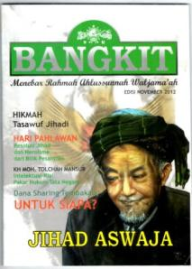Majalah Bangkit, edisi November 2012